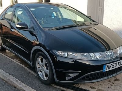 used Honda Civic 1.8 i-VTEC SE i-Shift 5dr