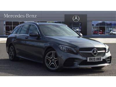 used Mercedes C200 C-ClassAMG Line Premium 5dr 9G-Tronic Petrol Estate