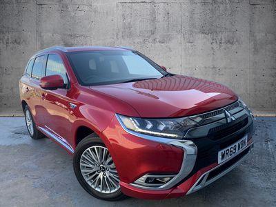 used Mitsubishi Outlander P-HEV 4H
