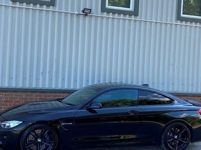 used BMW M4 4-Series M4Coupe 2d