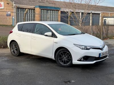 used Toyota Auris 1.8 VVTi Hybrid Icon+ 5dr CVT Auto