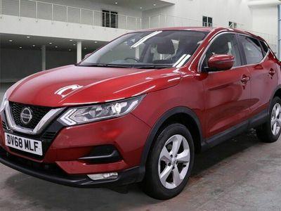 used Nissan Qashqai 1.5 dCi Acenta Premium (s/s) 5dr
