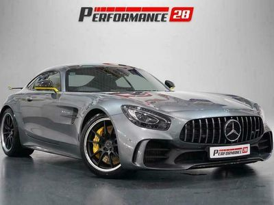 used Mercedes AMG GT Coupe R Premium AMG Speedshift DCT auto 2d