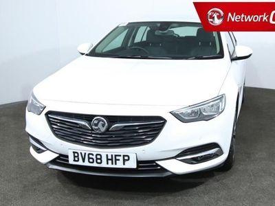 used Vauxhall Insignia GRAND SPORT 1.5T SRi Nav 5dr