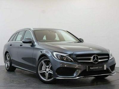 used Mercedes C300 C-ClassAMG Line 5dr Auto