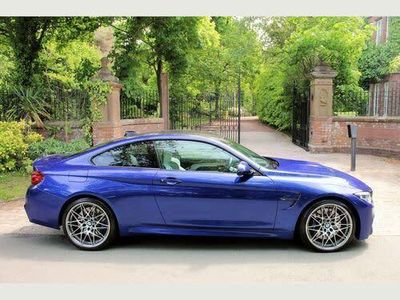 used BMW M4 Competition