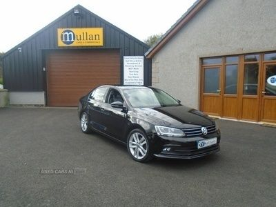 used VW Jetta GT BLUEMOTION TECH