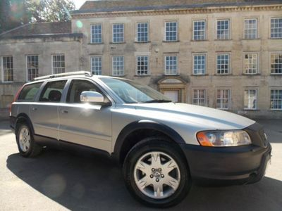 used Volvo XC70 2.4 D5 SE 5dr Geartronic [185] Estate Metallic Silver