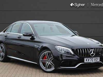 used Mercedes C63S AMG C Class4dr 9G-Tronic 4.0