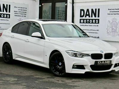 used BMW 330e 3 SERIES 2017, 2.07.6kWh M Sport Auto (s/s) 4dr 1 OWN