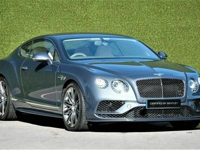 used Bentley Continental GT 6.0 W12 [635] Speed 2dr Auto