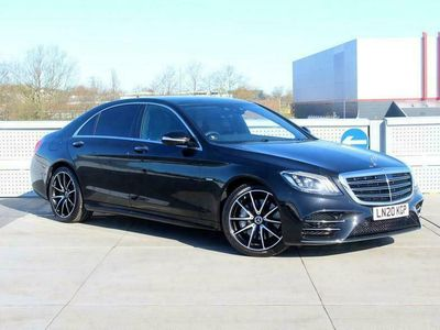 used Mercedes S400 S ClassL Grand Edition Executive 4dr 9G-Tronic