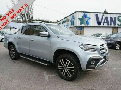 used Mercedes X250 X-ClassD 2.3 190 4MATIC POWER ( NO VAT !! )