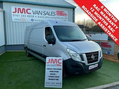 used Nissan NV400 2.3 DCI SE L3 H2 LWB 125 BHP CHOICE OF 4 IN STOCK, 2016 (16)