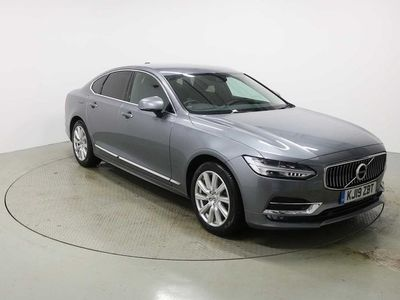 used Volvo S90 2.0 T4 Inscription 4Dr Geartronic