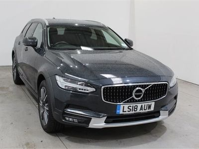 used Volvo V90 CC T6 [310] Pro 5dr AWD Geartronic Automatic