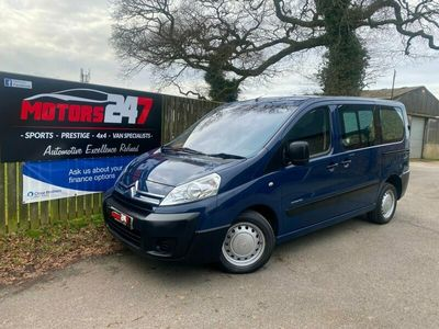 used Citroën Dispatch 1.6 HDi L1 6dr [6 Seat] 6-Door