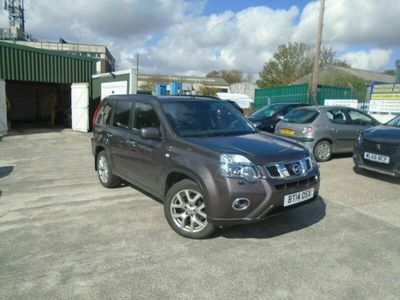 used Nissan X-Trail 2.0 TEKNA DCI 5d 171 BHP 2 OWNER+GREAT SERVICE HISTORY