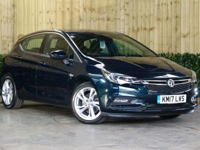 used Vauxhall Astra 1.6i Turbo SRi (s/s) 5dr