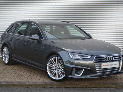 used Audi A4 35 Tfsi S Line 5Dr S Tronic