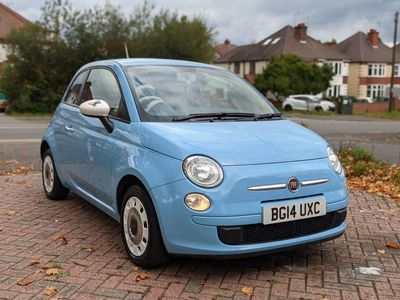 used Fiat 500 1.2 Colour Therapy (s/s) 3dr