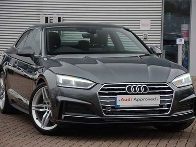 used Audi A5 35 Tfsi S Line 2Dr S Tronic
