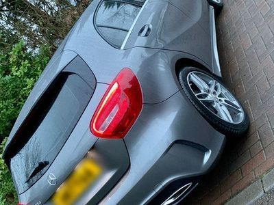 used Mercedes A200 A Class 2.1AMG Line 7G-DCT (s/s) 5dr