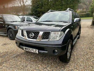used Nissan Navara 2.5 dCi Acenta Double Cab Pickup 4dr