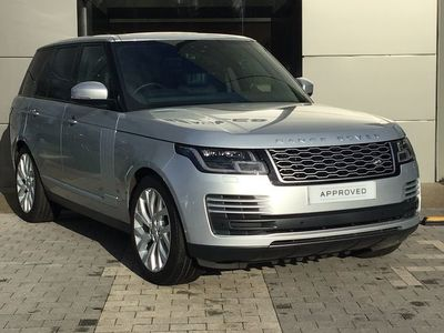 used Land Rover Range Rover 3.0 Sdv6 Vogue Se 4Dr Auto