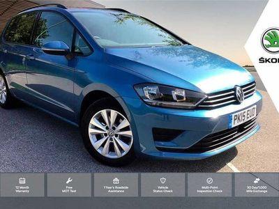 used VW Golf Sportsvan 1.6 TDI 110 SE 5dr