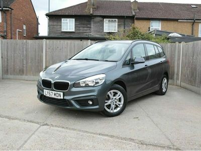 used BMW 218 Gran Tourer 2 Series Gran Tourer I 1.5 SE 5DR PETROL AUTO 7 SEATER SAT NAV BLUETOOTH DAB STEREO/CD USB CRUISE PARKING AIDS JUST 1 OWNER ONLY 27000 MILES FULL SH