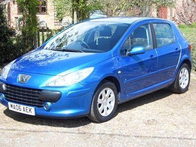 used Peugeot 307 S