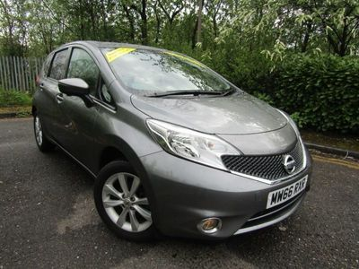 used Nissan Note 1.2 Dig-S Tekna 5Dr