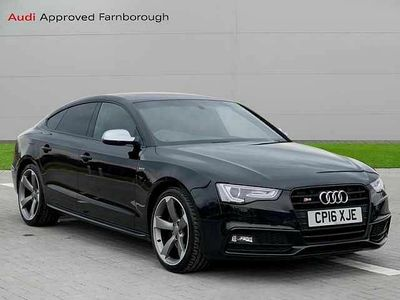 used Audi S5 Sportback SPECIAL EDITIONS S5 Quattro Black Edition 5dr S Tronic