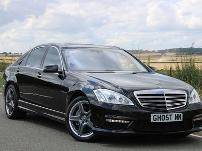 used Mercedes S65 AMG S Class 6.0AMG 4dr