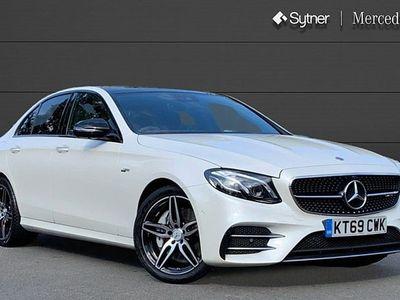 used Mercedes E53 AMG E Class4Matic+ Premium Plus 4dr 9G-Tronic