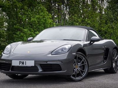 used Porsche 718 Boxster 2.0T PDK (s/s) 2dr