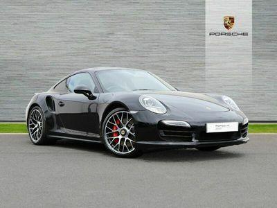 used Porsche 911 Turbo Coupe