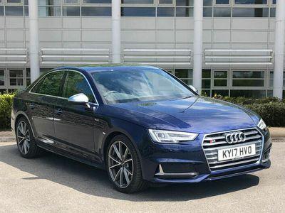 used Audi S4 3.0 TFSI quattro