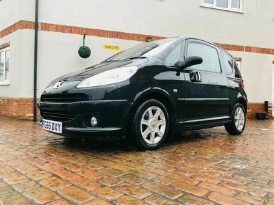 used Peugeot 1007 1.4 8v Dolce 3dr