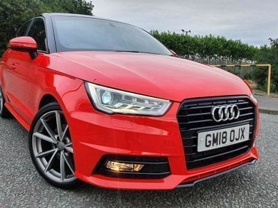 used Audi A1 Sportback 1.4 TFSI Black Edition (s/s) 5dr (Nav)