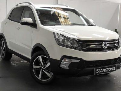 used Ssangyong Korando Hatchback 2.2 ELX 4x4 auto (04/17 on) 5d