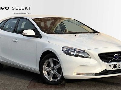 used Volvo V40 T2 ES Manual(Bluetooth,Cruise Control) hatchback