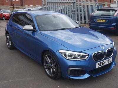 used BMW M135 1 Series 3.0 i Sports Hatch (s/s) 3dr