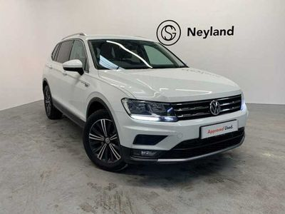 used VW Tiguan Allspace 2.0 TDI 150PS SE Nav 4MOTION DSG+WINTER PACK & TOW BAR