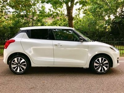 used Suzuki Swift Hatchback SZ5 1.0 Boosterjet SHVS 5d