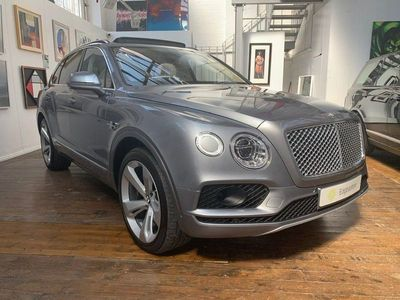used Bentley Bentayga 6.0 W12 Auto 4WD (s/s) 5dr 5 Seat