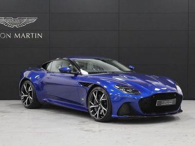 used Aston Martin DBS V12 Superleggera 2Dr Touchtronic Auto