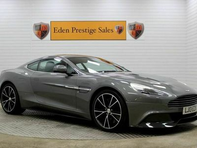 used Aston Martin Vanquish 5.9 V12 2d 565 BHP *F/S/H*IMMACULATE*