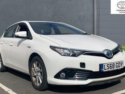 used Toyota Auris Hybrid 1.8 VVT-i HSD Icon 5-Dr